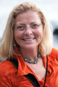 Author, Adventurer Wendy Drake